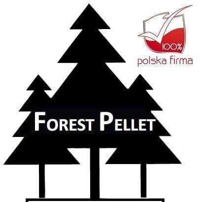 Pellet drzewny od Forest Pellet świerk, buk