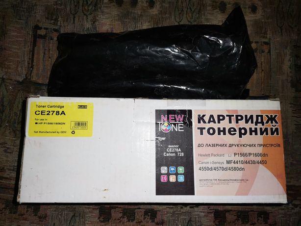 продам картридж HP 78A (CE278A)