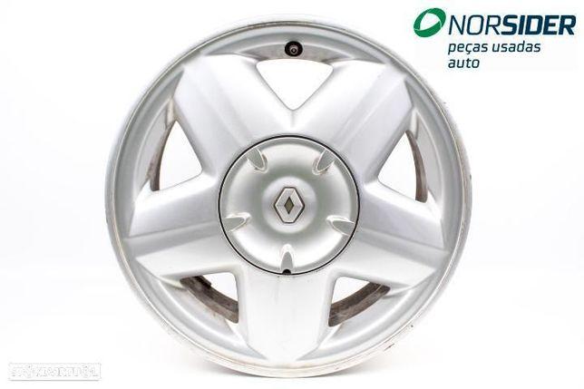 Jante aluminio Renault Megane Scenic I Fase II 99-03
