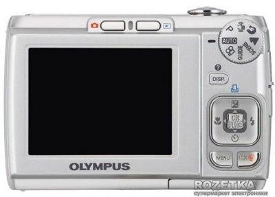 Недорогой и качественный цифровой фотоаппарат Olympus Fe-310