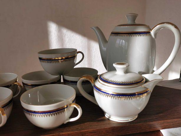 Serwis porcelanowy kawa/herbata