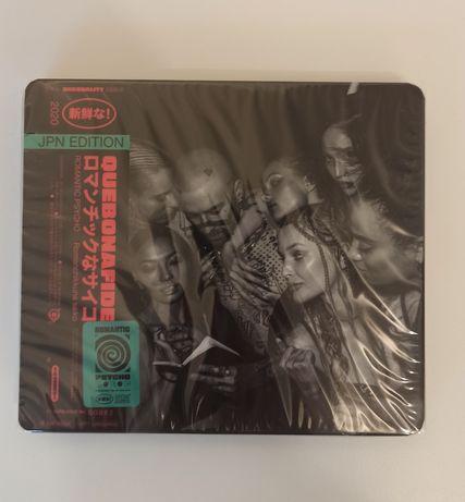 Quebonafide-Romantic Psycho (Japan Edition)+ krzyżówka
