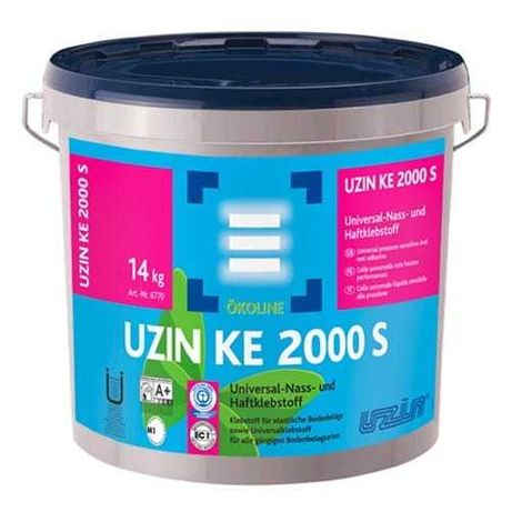 Uzin KE 2000S klej do paneli winilowych
