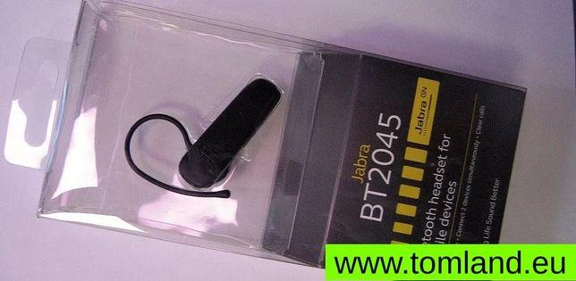 Nowa Słuchawka Bluetooth JABRA BT2045 na 2 telefony Wrocław Sklep