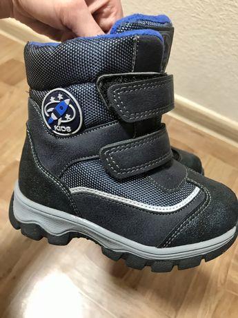 Термо ботинки 25р (15,5см)