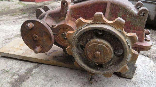 przekładnia zębata, reduktor, motoreduktor, wyciąg