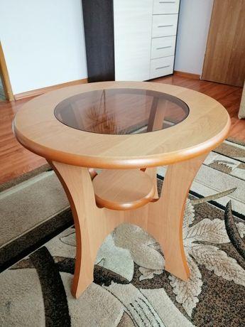 Sprzedam ławę okrągłą.