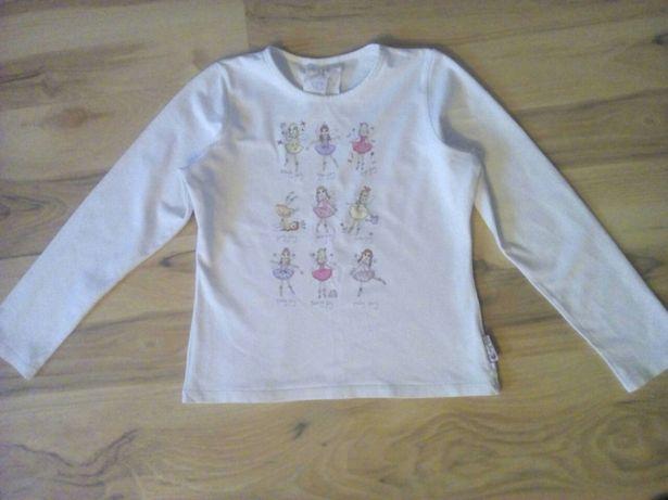 Bluzeczki dziewczęce 2szt