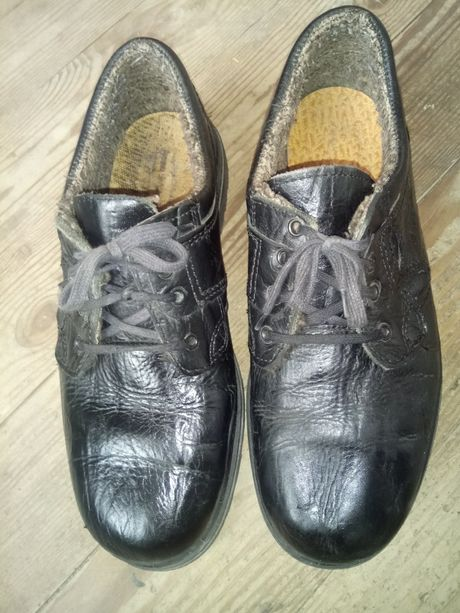 Ботинки зимние 43