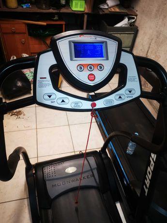 Bieżnia elektryczna fitness do biegania