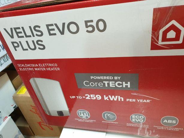 Ariston VELIS EVO PLUS 50 podgrzewacz bojler elektryczny terma 230 V