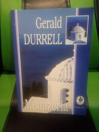 Książka Gerald Durrel Menażeria Okazja