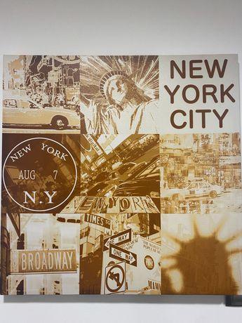 Quadro temático New York