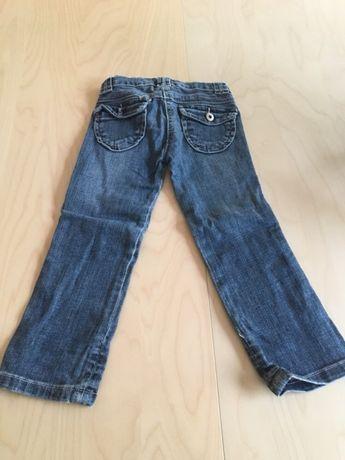 Spodnie rurki jeansy coccodrillo