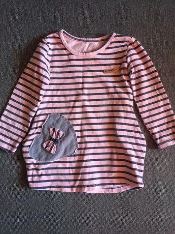 Пакет вещей на девочку туника реглан боди