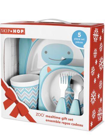 Skip hop набір посуду скип хоп набор посуди детский
