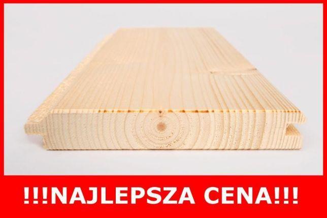 Szalówka/podbitka/deska elewacyjna/pióro-wpust