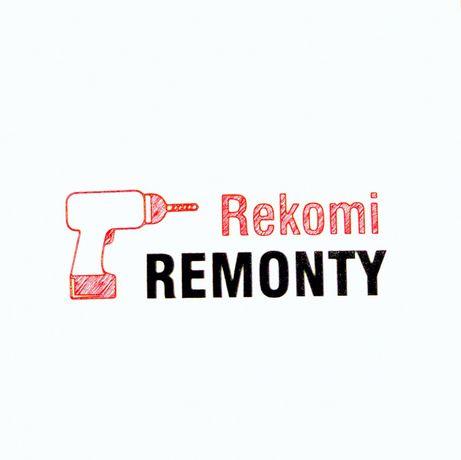 Usługi remontowe oraz wykończeniowe. Rekomi - remonty