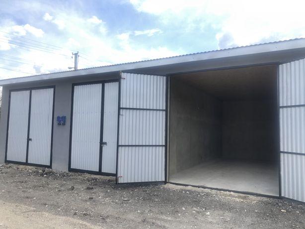 Продам гаражі готові