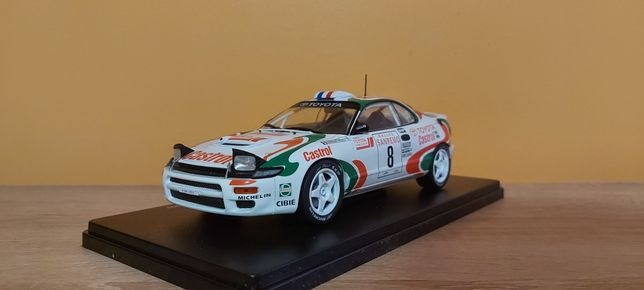 Toyota Celica Turbo ST 185, 1994 skala 1:24