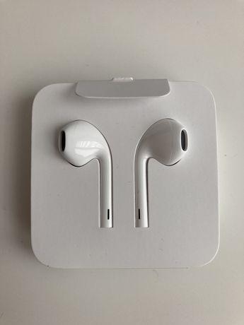 Słuchawki apple EarPods nowe oryginalne