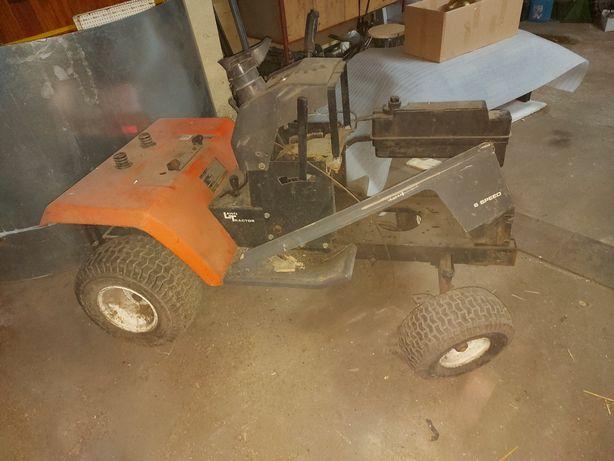 Kosiarka - traktor