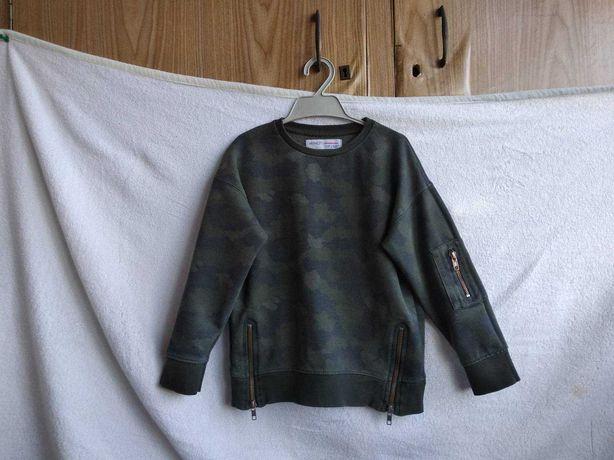 Камуфляжный свитер на мальчика ТМ Minoti