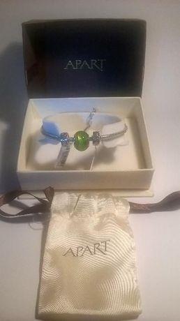 biżuteria apart branzoletka + zawieszki