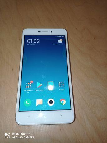 Продам телефон Xiomi Redmi 4A