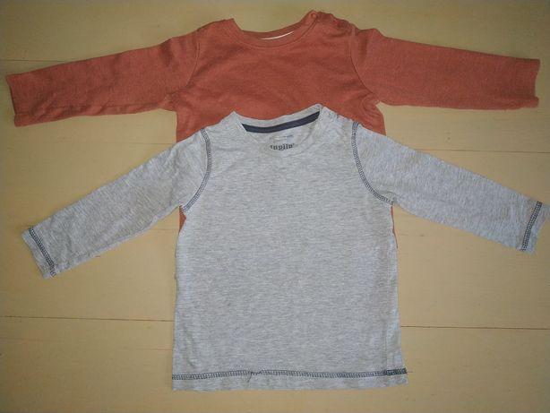Реглан Лупилу 86-92 размер серый кирпичный