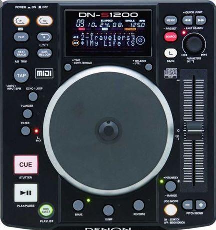 Leitores DJ de CD / PEN profissionais DENON DN-S1200
