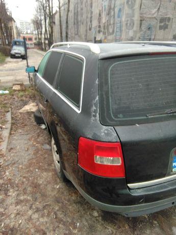 Maska , Klapa tył ,Pas przedni kompletne Audi  A 6 C 5