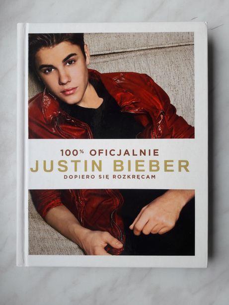 Książka Justin Bieber Dopiero się rozkręcam