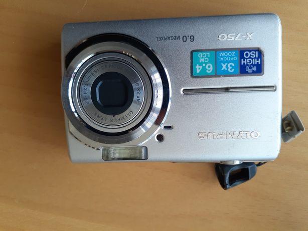 Olympus x-750 sprzedam