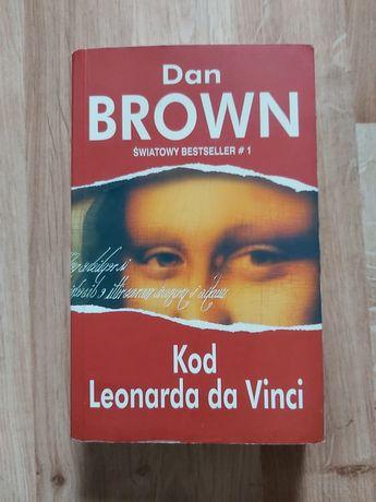 Kod Leonarda da Vinci Dan Brown