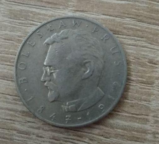 Moneta 10zł BOLESŁAW PRUS sprzed denominacji