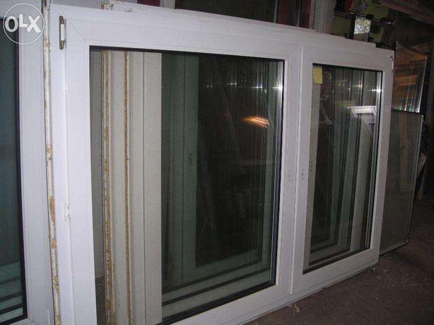 Okna Pcv 2060 x 1430 z Demontażu z Niemiec !