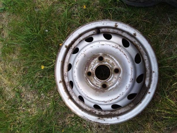 Felga stalowa 4x100x56,5 r13 Opel i inne SZTUKA et49 cale5