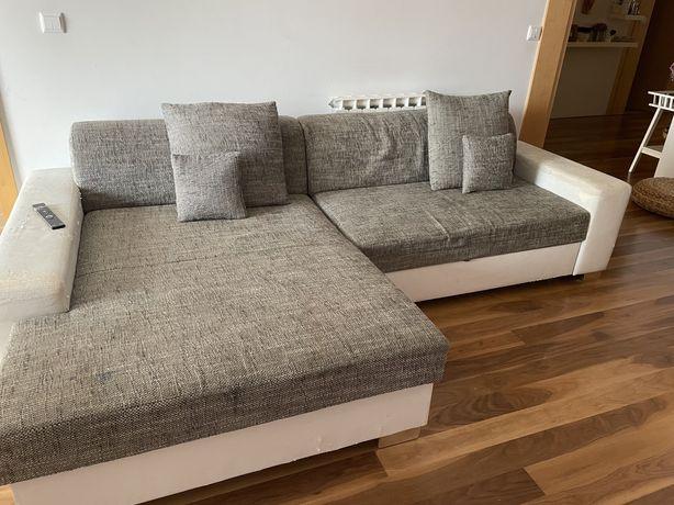 Sofá chaise longe 2,70m