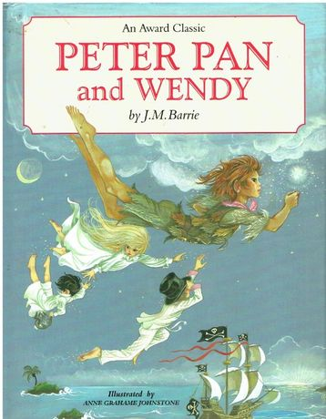 3050 Peter Pan and Wendy de J.M. Barrie