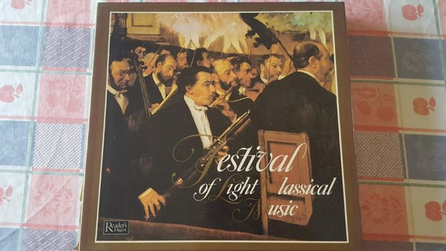 Discos Vinil LPs - The Festival of Light Classical Music