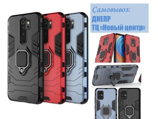 Чехол противоударный Xiaomi redmi Mi note 9a 7 8t pro 9 se 10 A3 lite