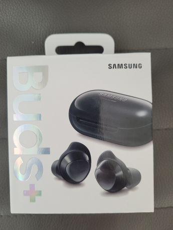 Słuchawki dokanałowe SAMSUNG Galaxy Buds Plus, Buds + bezprzewodowe