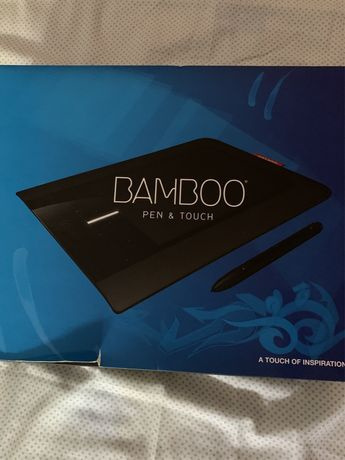 Bamboo Pen Touch