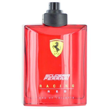 Ferrari Scuderia Racing Red 125 Ml Flakon