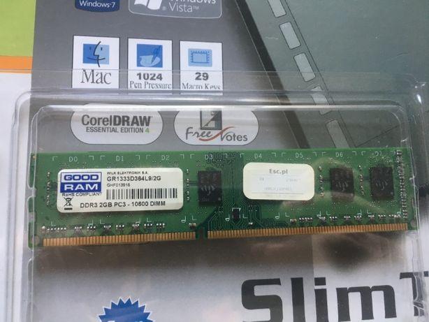 2GB GoodRam DDR3 1333MHz