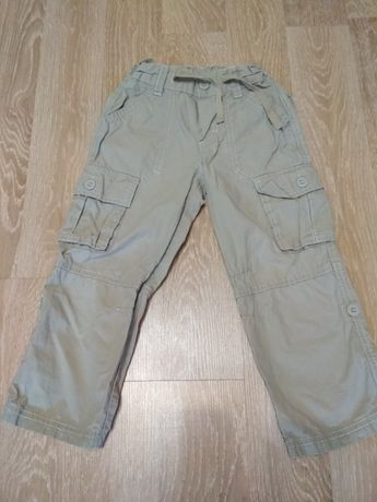 Штаны брюки Miniclub классные лёгкие для мальчика 2-4 года