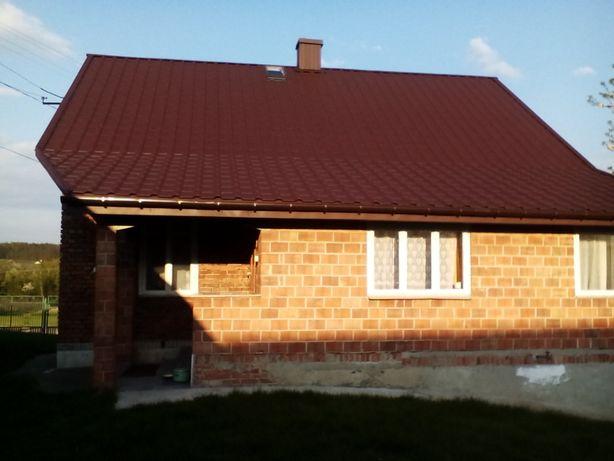 Dom wraz z zabudowaniami sprzedam
