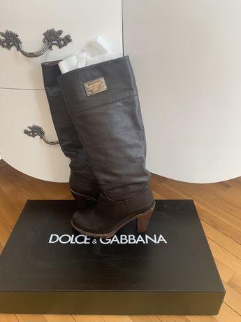 Сапоги Dolce Gabbana