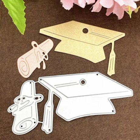 Scrapbooking - Wykrojnik - uczeń